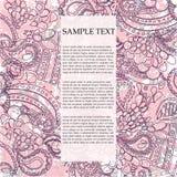 Ljus - rosa färgmodell Stock Illustrationer