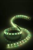 ljus s-form arkivfoto
