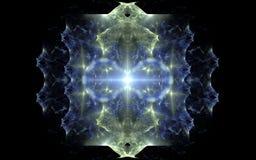 Ljus sagolik portal till landet Royaltyfri Fotografi