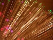 ljus show Arkivbild