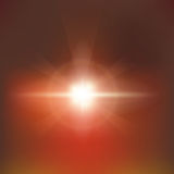 Ljus signalljusspecialeffektbakgrund Stock Illustrationer