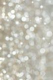 ljus silver för bakgrund Arkivbilder