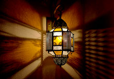 ljus skugga Royaltyfri Fotografi