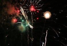 ljus sky Royaltyfri Foto