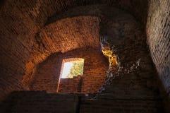 Ljus som kommer till och med fönster Royaltyfri Foto
