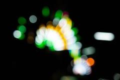 Ljus suddighetsbakgrund Royaltyfria Foton