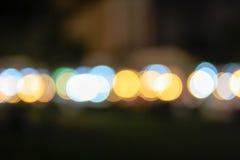 Ljus suddighetsbakgrund Royaltyfri Foto