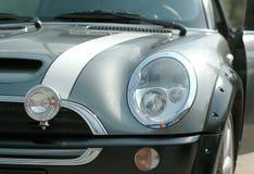 ljus svan för bil Arkivbilder