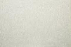 Ljus textur Cornsilk beige för konstgjort läder Royaltyfri Bild