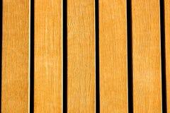 Ljus träplanka Royaltyfri Fotografi