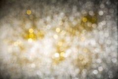 Ljus unfocused abstrakt bokehbakgrund Royaltyfria Bilder