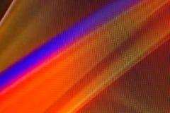 Ljus - utsändande av dioder för LED skärm Digital LEDD skärmbakgrund Royaltyfria Foton