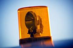 ljus varning Fotografering för Bildbyråer