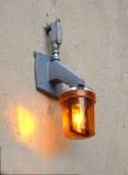 ljus varning Arkivfoto