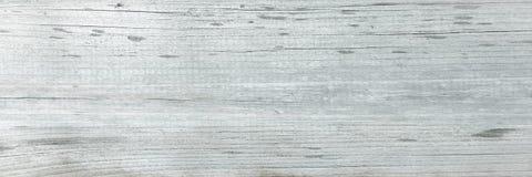Ljus wood texturbakgrund, vita wood plankor Gammal grunge tvättade trä, målad bästa sikt för trätabellmodell Royaltyfri Fotografi