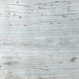 Ljus wood texturbakgrund, vita wood plankor Gammal grunge tvättade trä, målad bästa sikt för trätabellmodell Arkivfoto