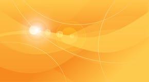 ljus yellow för bakgrund royaltyfri illustrationer