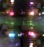 ljus zoom Fotografering för Bildbyråer