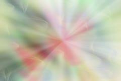 Ljus zoomtextur Royaltyfri Foto