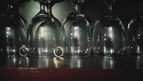 ljusa cirklar för bakgrund som gifta sig white lager videofilmer
