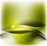 Ljusa effekter Arkivbild