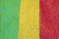 Ljusa färger som är passande för bakgrunder Royaltyfria Bilder
