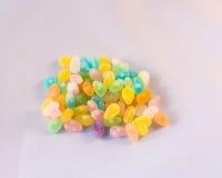 ljusa för sticksocker för godis färger sated sötsak Arkivbild