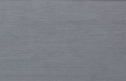 Ljusa Grey Painted Brick Wall Arkivfoton