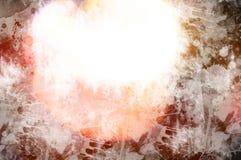 Ljusa Grunge Fotografering för Bildbyråer
