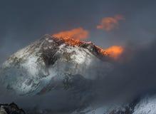 Ljusa Himalayas Royaltyfri Bild