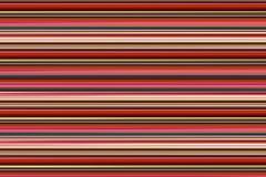 Ljusa horisontallinjer design för modell för färgrik kontrast för lutning för bakgrund röd rosa karmosinröd beige svart arkivfoto