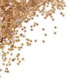 Ljusa konfettier Royaltyfri Fotografi