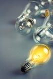 Ljusa kulor Fotografering för Bildbyråer