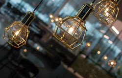 Ljusa kulor för Fazer kafé Royaltyfria Foton