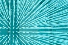 Ljusa LEDDE ljus, mjuk fokusbakgrund royaltyfri foto