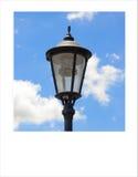 Ljusa poler och himmelögonblickfoto Royaltyfri Foto