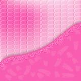 Ljusa rosa färger Arkivfoton