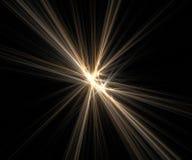 ljusa signalljus Arkivbild