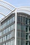 ljusbåg fönster Arkivbild