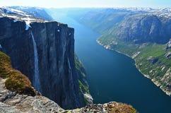 Ljusefjord от Kerag Стоковая Фотография RF