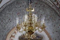 ljuskrona Royaltyfria Bilder