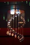 ljuskronakristall Royaltyfria Bilder