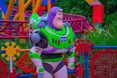Ljust år för rykte på färgrik bakgrund i Hollywood studior på Walt Disney World område 1 royaltyfria foton