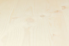 Ljust bräde av trä överkant Trä texturerar Arkivfoton
