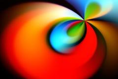 ljust färgrikt för abstrakt bakgrund Arkivbilder