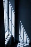 ljust fönster Royaltyfri Foto