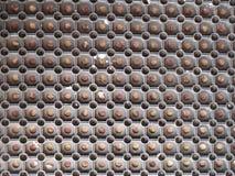 Ljust - grått mattt bakgrundstexturgummi arkivfoto