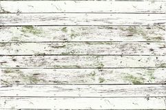 Ljust - grön gammal träyttersida royaltyfri bild