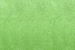 Ljust - grön slät yttersida royaltyfri fotografi