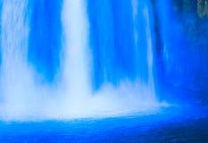Ljust Otodome-inget-taki vattenfalllandskap, Japan Arkivbild